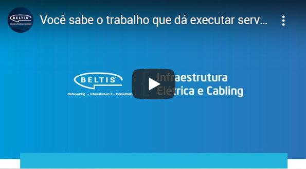 Youtube - Infraestrutura Elétrica e Cabling