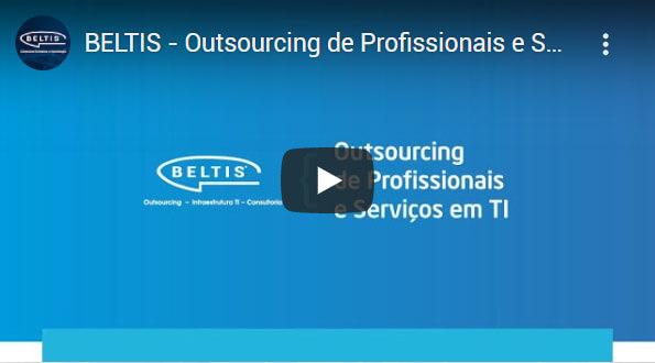 Youtube - Outsourcing de Profissionais e Serviços em TI